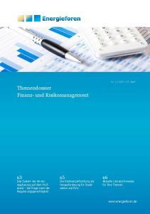 Themendossier Finanz- und Risikomanagement