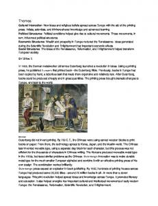 Themes. CH 12 Sec 1. Click to read caption