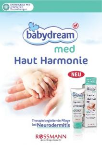 Therapie begleitende Pflege. Haut Harmonie