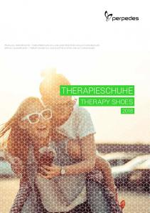 THERAPIESCHUHE THERAPY SHOES