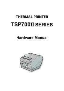 THERMAL PRINTER TSP700II SERIES