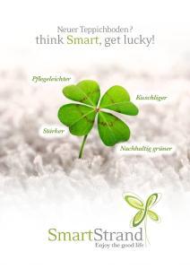 think Smart, get lucky!