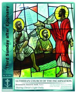 Third Sunday after Epiphany