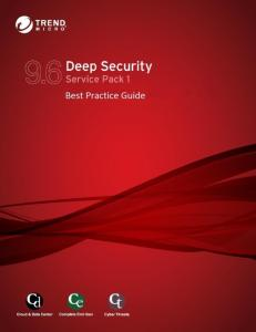 This Best Practice Guide contains: