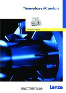 Three-phase AC motors