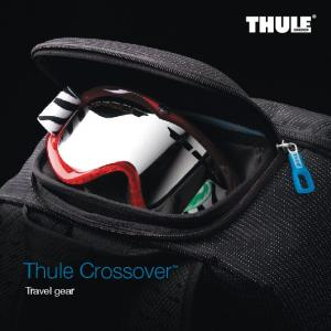 Thule Crossover. Travel gear