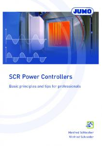 Thyristor Power Controllers