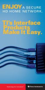 TI s Interface Products Make It Easy