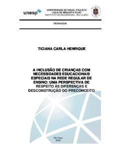 TICIANA CARLA HENRIQUE