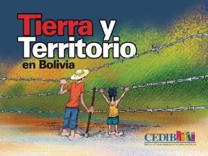 Tierra y Territorio en Bolivia