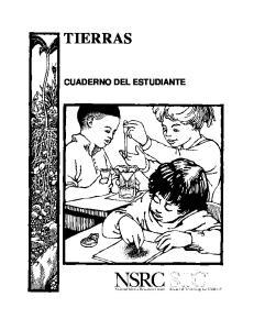 TIERRAS CUADERNO DEL ESTUDIANTE