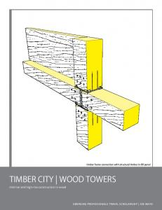 TIMBER CITY WOOD TOWERS