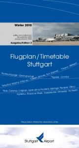 Timetable Stuttgart