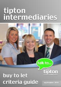 tipton intermediaries