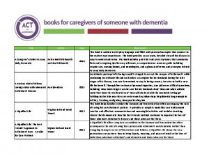 Title Author Year Description