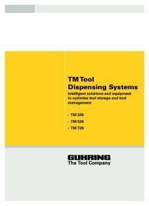 TM Tool Dispensing Systems