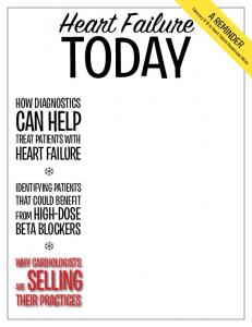 TODAYWINTER ISSUE. Heart Failure CAN HELP. Exercise HEART FAILURE T BETA BLOCKERS T OBESITY & HEART FAILURE THEIR PRACTICES