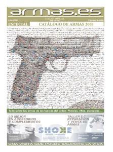 Todo sobre las armas de las fuerzas del orden: Pistolas, rifles, escopetas