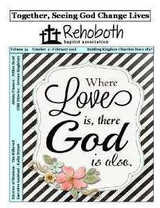 Together, Seeing God Change Lives