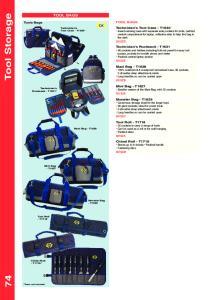 Tool Storage TOOL BAGS
