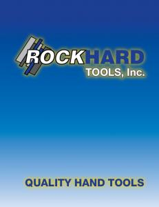 Tools, Inc. Quality Hand Tools