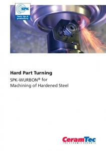 Tools, tips & productivity Hard Part Turning
