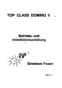 TOP CLASS DOMINO ll ~