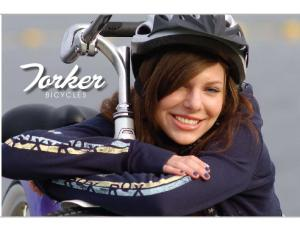 Torker Bicycles. Designed with you in mind