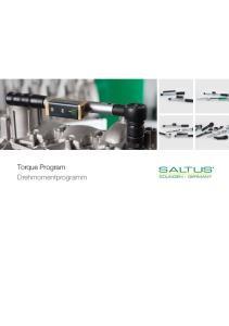 Torque Program Drehmomentprogramm