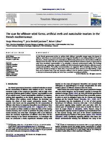 Tourism Management 34 (2013) 172e183. Contents lists available at SciVerse ScienceDirect. Tourism Management