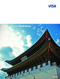 Tourism Outlook: South Korea