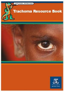 Trachoma Resource Book