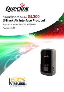 @Track Air Interface Protocol