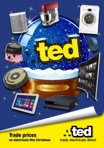 Trade prices on electricals this Christmas