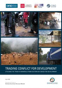 Trading Conflict for Development
