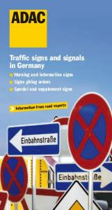 Traffic signs and signals in Germany