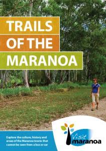 TRAILS OF THE MARANOA