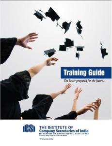 TRAINING GUIDE (GET BETTER PREPARED FOR THE FUTURE)