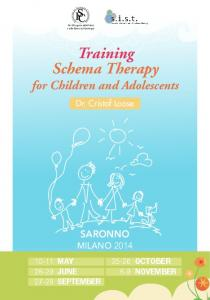 Training Schema Therapy for Children and Adolescents