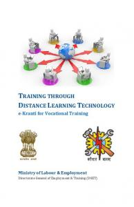 TRAINING THROUGH DISTANCE LEARNING TECHNOLOGY