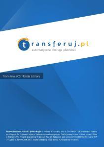 Transferuj ios Mobile Library