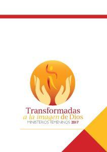 Transformadas a la imagen de Dios