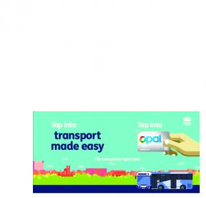transport made easy The Concession Opal Card