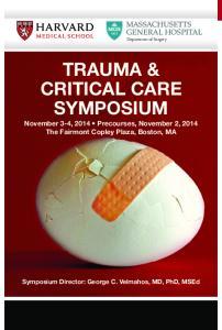 TRAUMA & CRITICAL CARE SYMPOSIUM