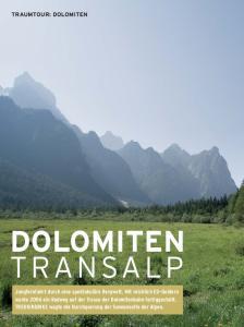 TRAUMTOUR: DOLOMITEN DOLOMITEN TRANSALP