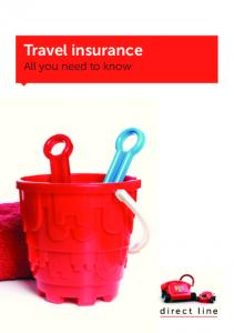 Travel insurance All you need to know