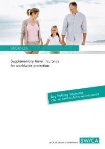 travel-insurance BECAUSE HEALTH IS EVERYTHING