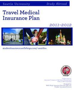 Travel Medical Insurance Plan