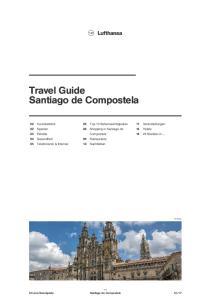 travelguide Santiago de Compostela