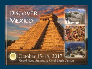 Traveling to Cancun, Mexico